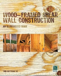 Order the book Wood-Framed Shear Wall Construction--an Illustrated Guide from the ICC